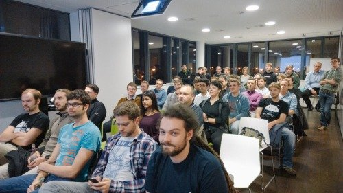 inovex-Meetup: Android 5.0 Lollipop & Material Design