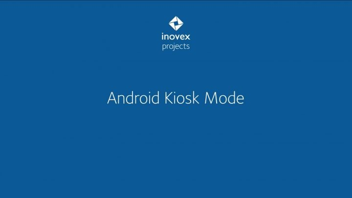 Ein echter Android-Kiosk-Modus!