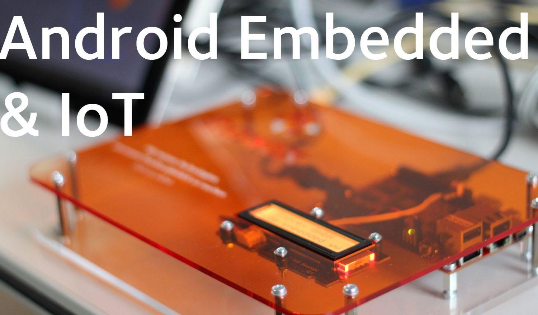 inovex Meetup: Android Embedded & IoT Bild