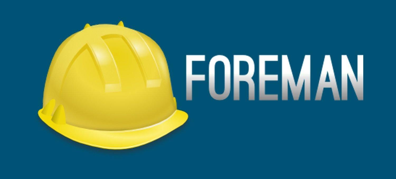 Foreman Headerbild