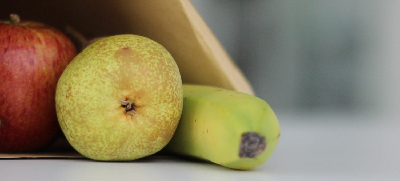 Apfel, Birne & Banane
