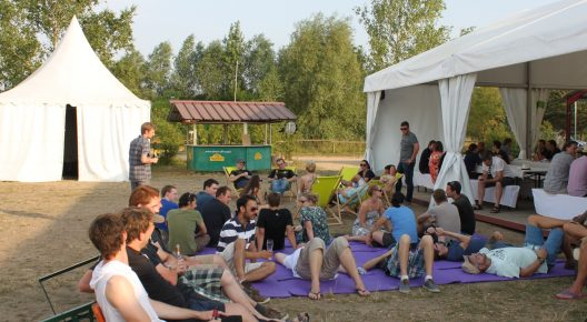Sommerplenum 2015 Chill Out