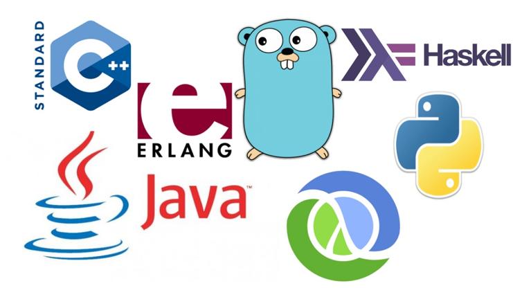 Mesos Framwork Programming Languages