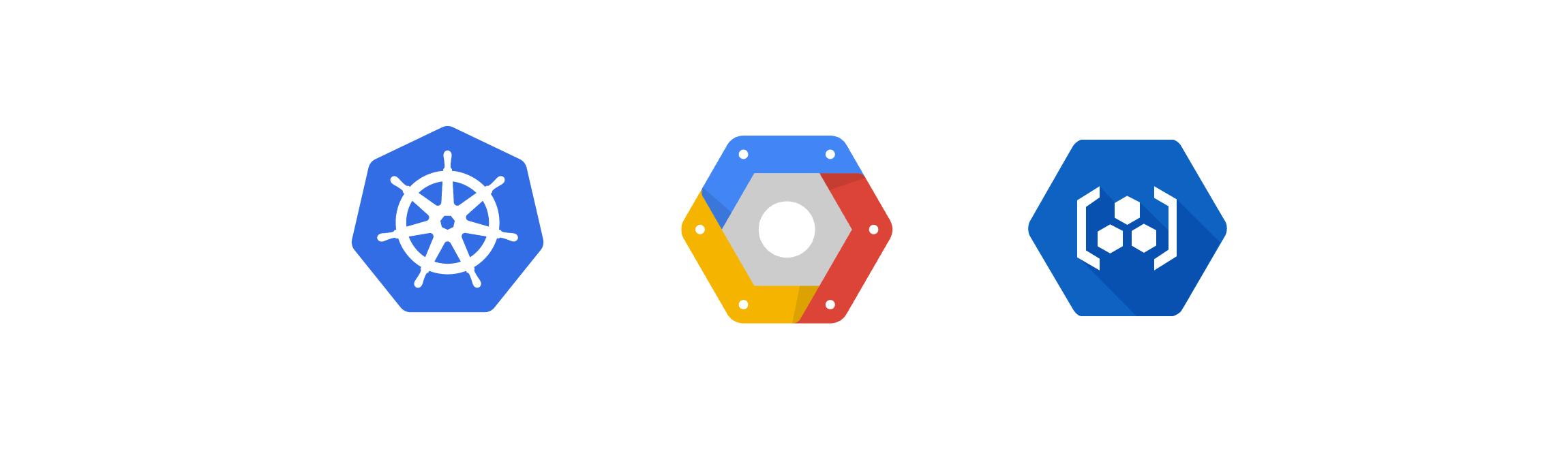Logos Google Cloud Platform