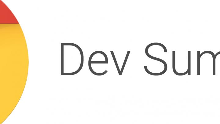 Chrome Dev Summit 2015: Summary