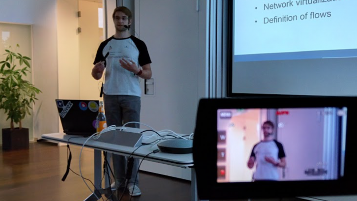 Capturing and Live-Streaming Presentations: A Non-Intrusive Approach [Tutorial]