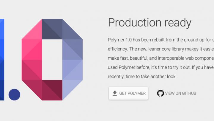 Polymer 1.0: Das Experiment ist vorüber
