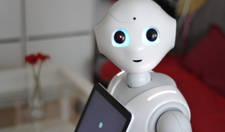 Roboter Pepper Foto