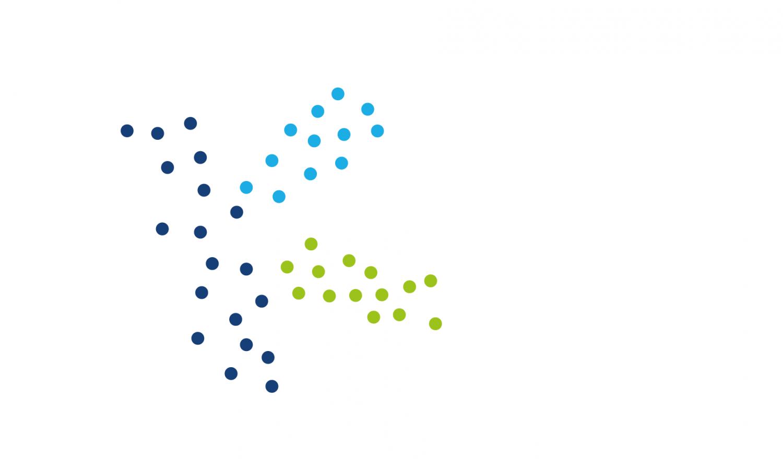 K-clustered dots Headerbild