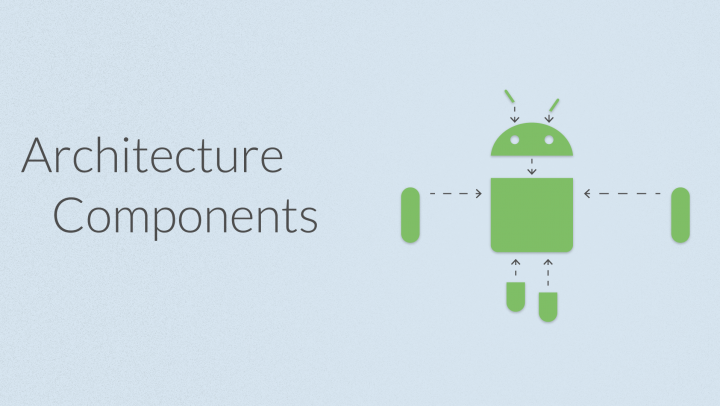 Simplifying the Android developer's life with Architecture Components
