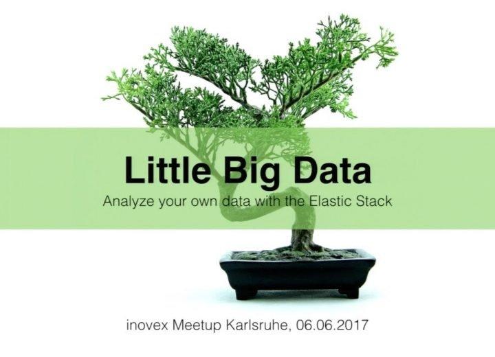 Sport-Tracking mit Elasticsearch [Meetup]