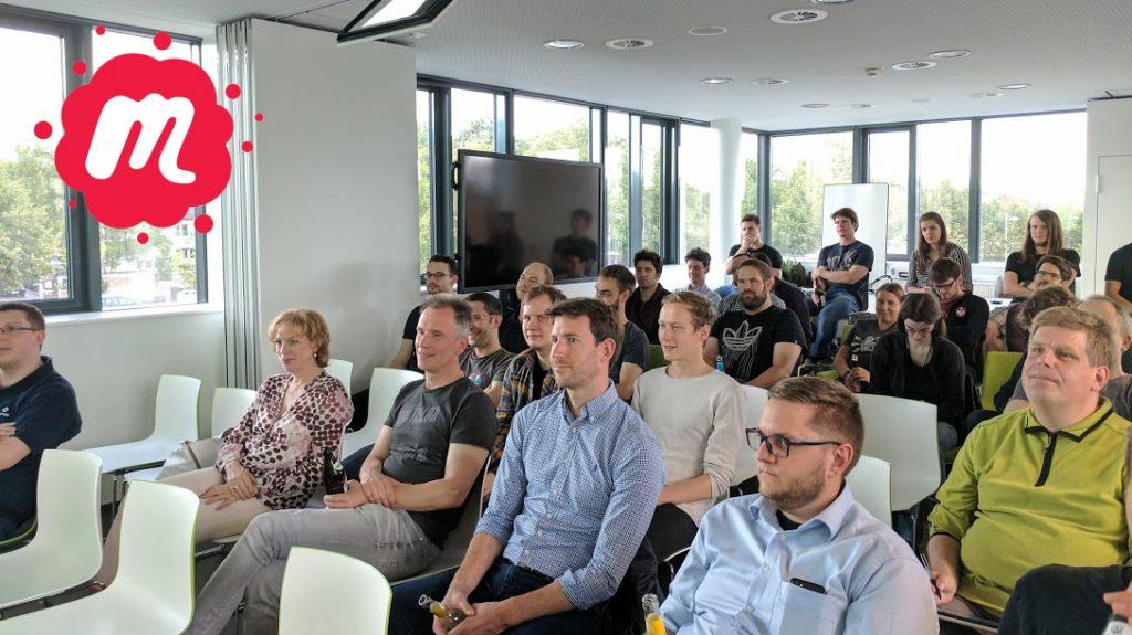 Unser Elasticsearch und Tracking Meetup in Karlsruhe.