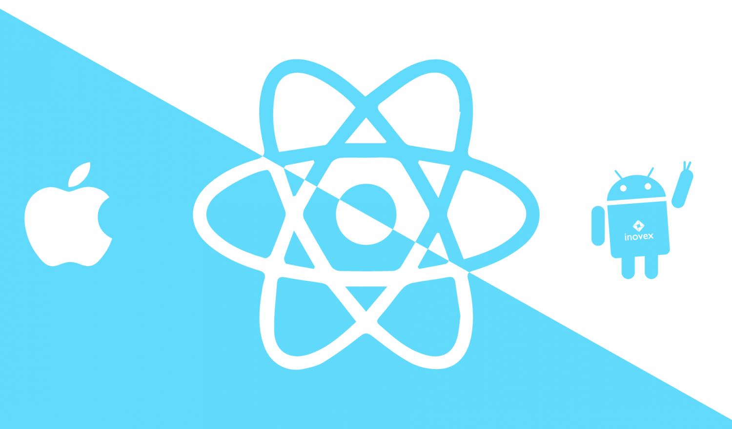 React combining Android and iOS development