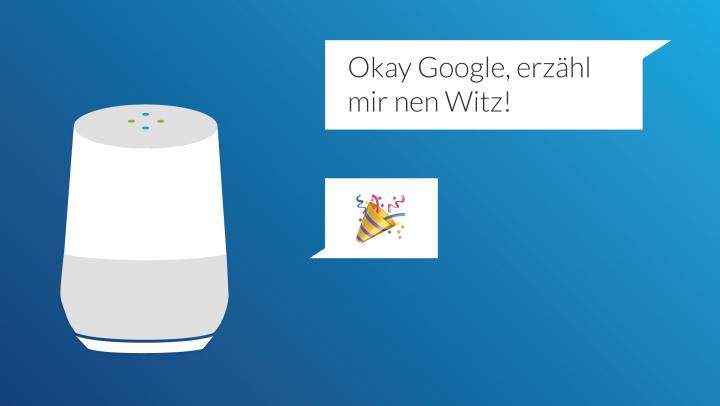 Actions on Google Tutorial: Apps für Google Assistant selbst schreiben