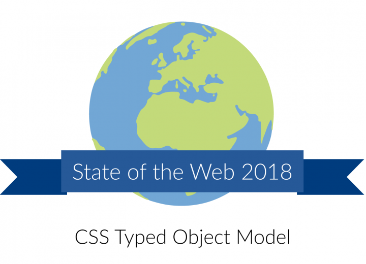 CSS Typed Object Model [State of the Web]