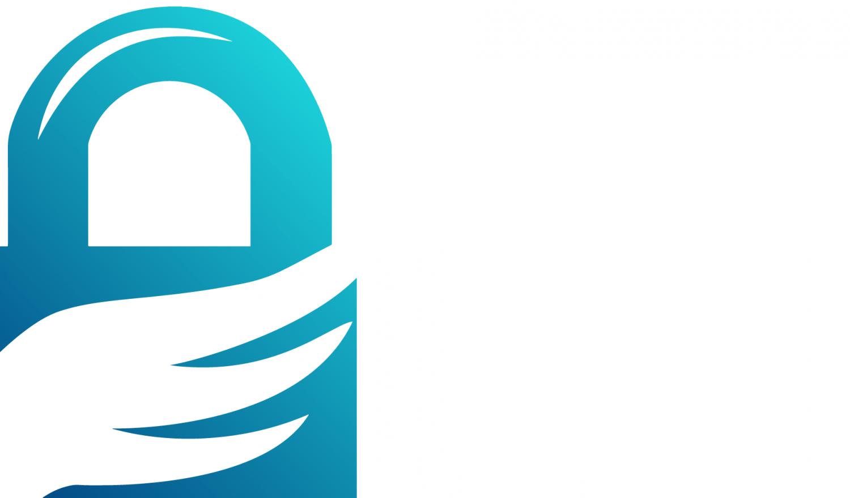 A modern take on the openpgp/gnupg logo.