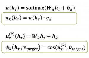 Two formulae