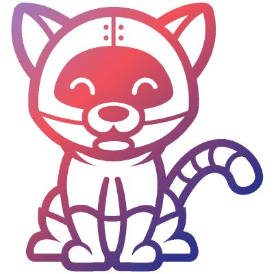 The Tekton Pipelines cat logo