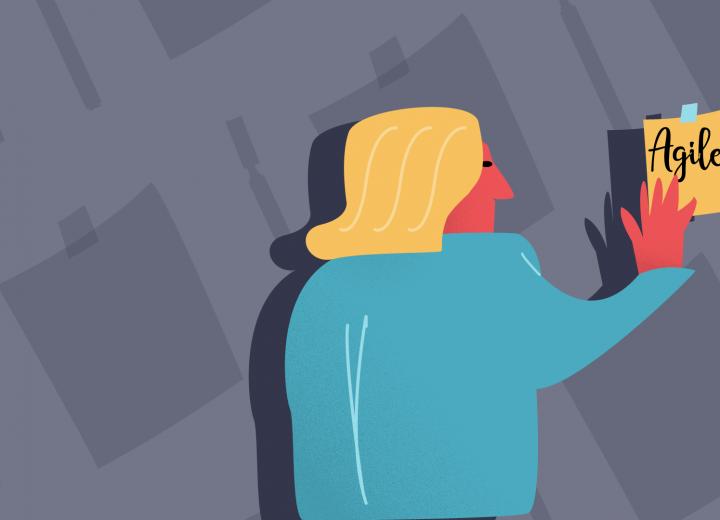 Remote Job Shadowing als Scrum Master: voneinander lernen
