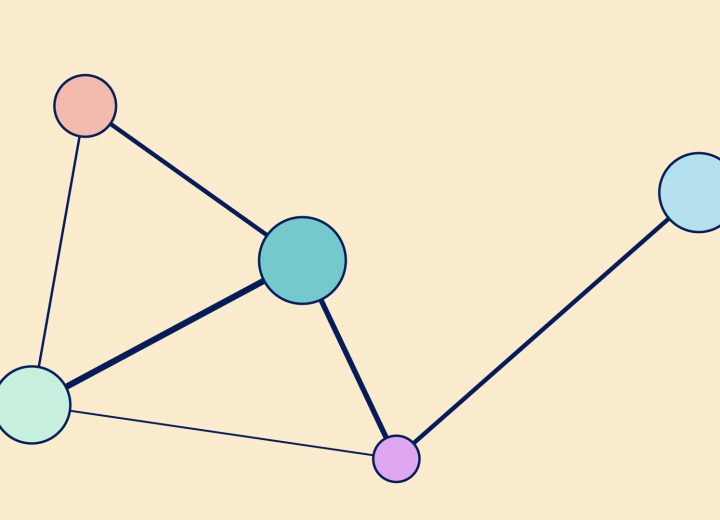 SocialVisTUM: Visualize and Label Clusters of Social Media Texts