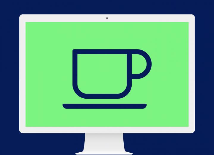 Remote-Arbeit: Vergesst nicht das Gespräch am (virtuellen) Kaffeeautomaten!