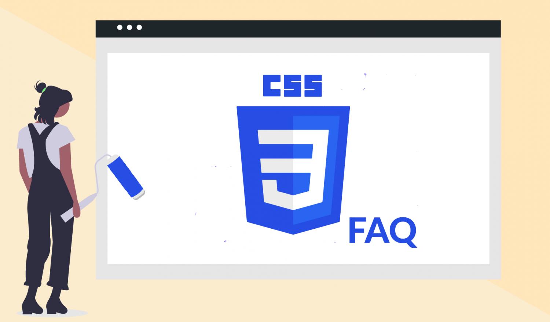 Titelbild mit CSS 3 Logo