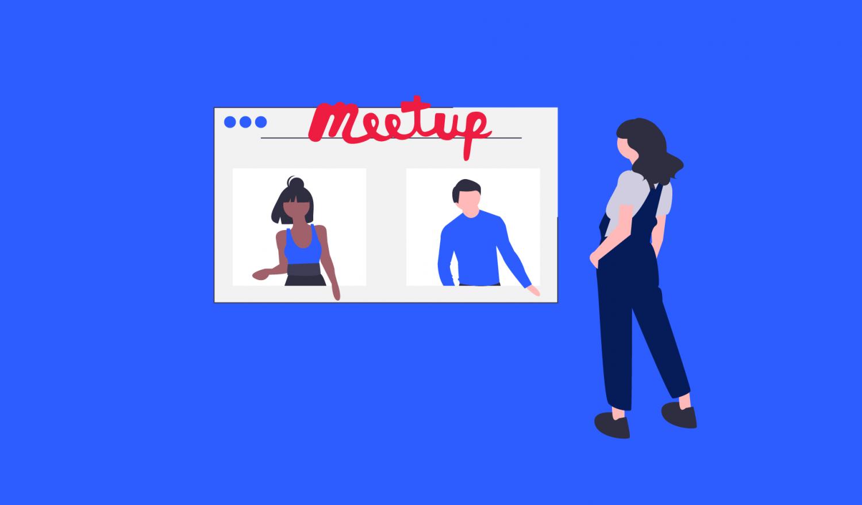 Ein Meetup Video Call
