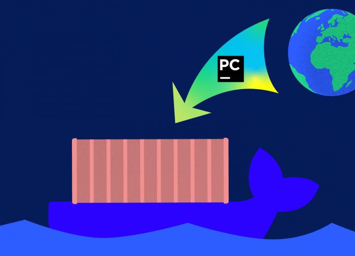 Docker as Remote Interpreter for PyCharm Professional
