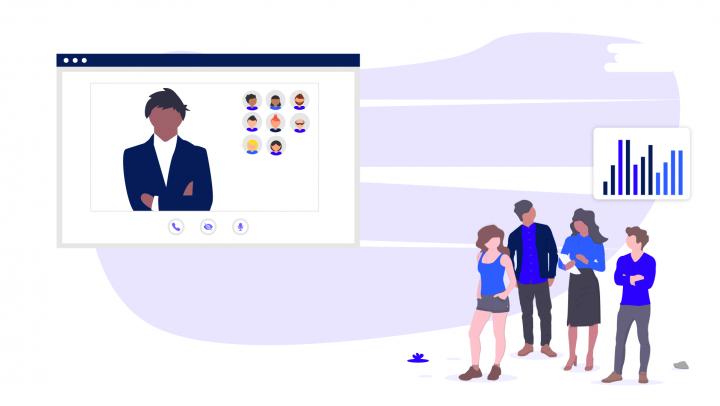 Networking bei Online Events: Wie man fachlichen Austausch und Teambuilding unter einen Hut bekommt