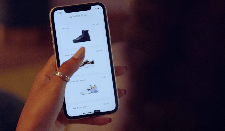 Mehrere Produkte in einer App