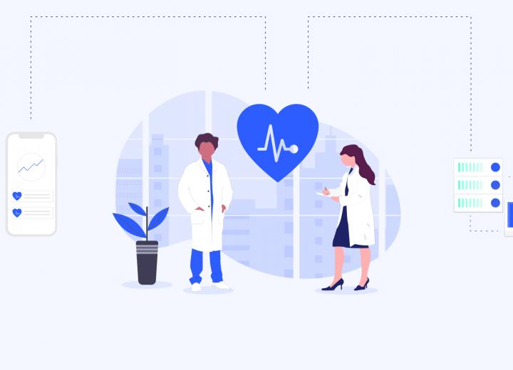 Der agile Weg zur Digitalisierung im Gesundheitswesen