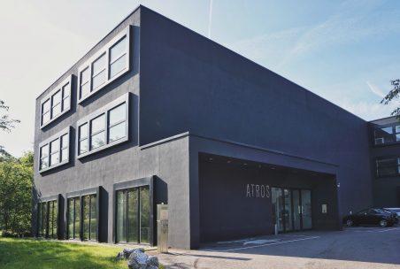 Unser Bürogebäude in München