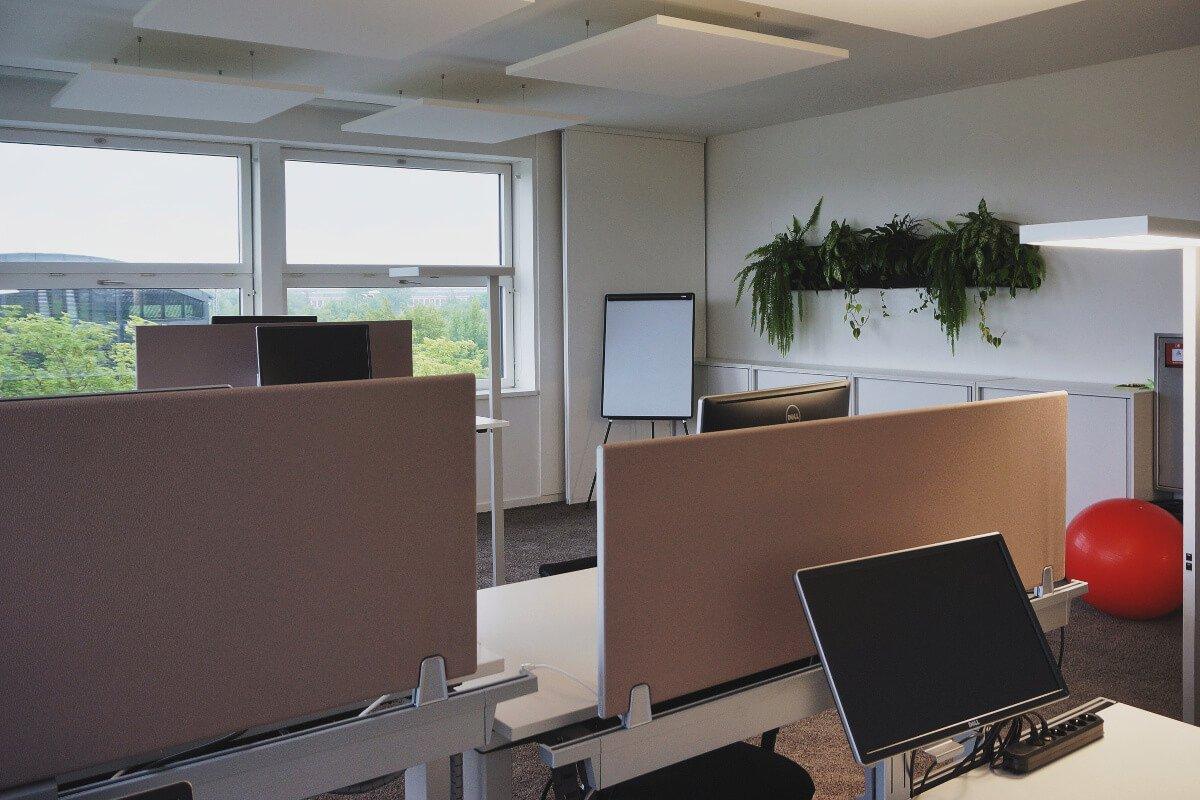 Büroraum im Office München