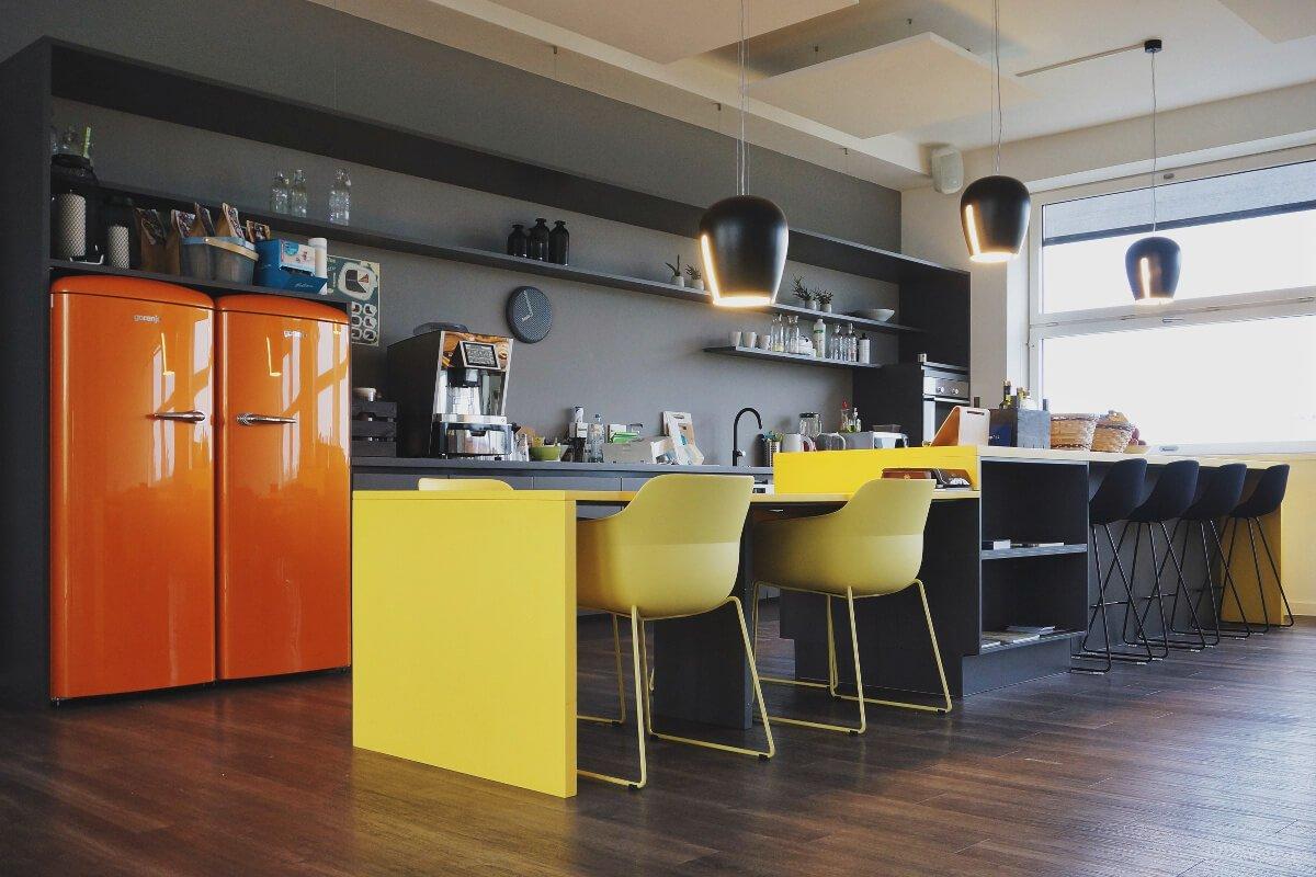 Küche im Office München