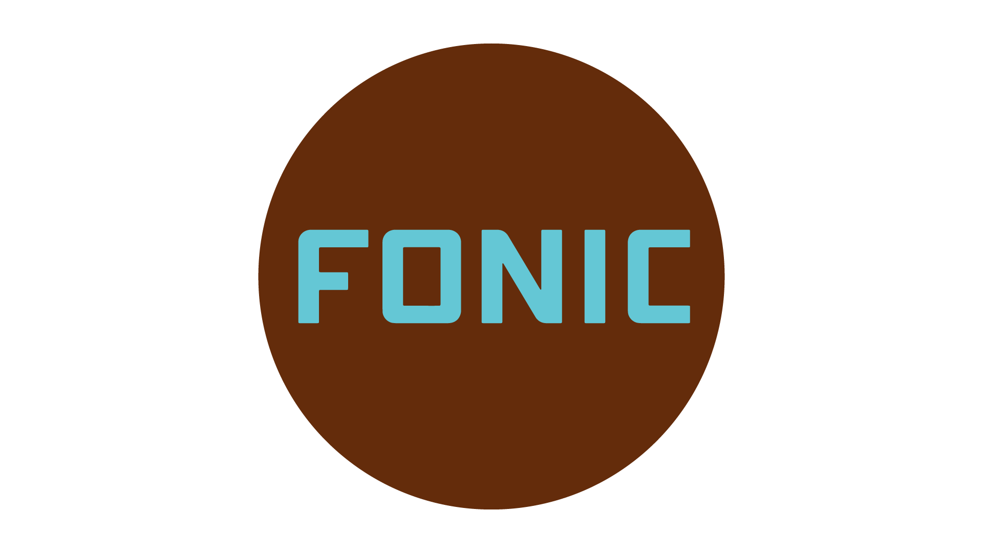 Das Logo von Fonic