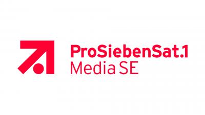 Das Logo der Pro7Sat1 Media SE