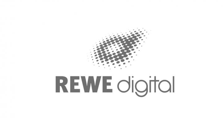 Logo von REWE digital