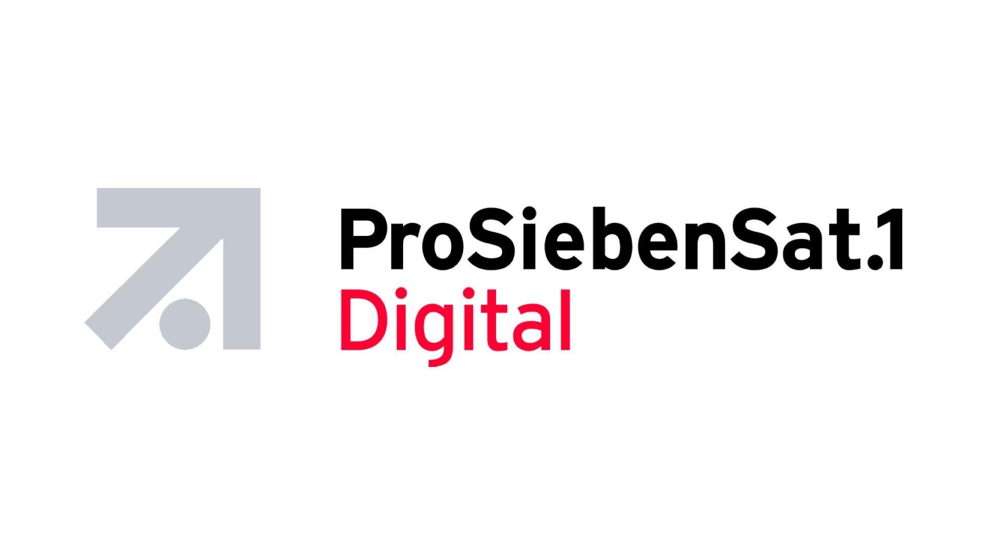 Logo von Pro7Sat1 Digital