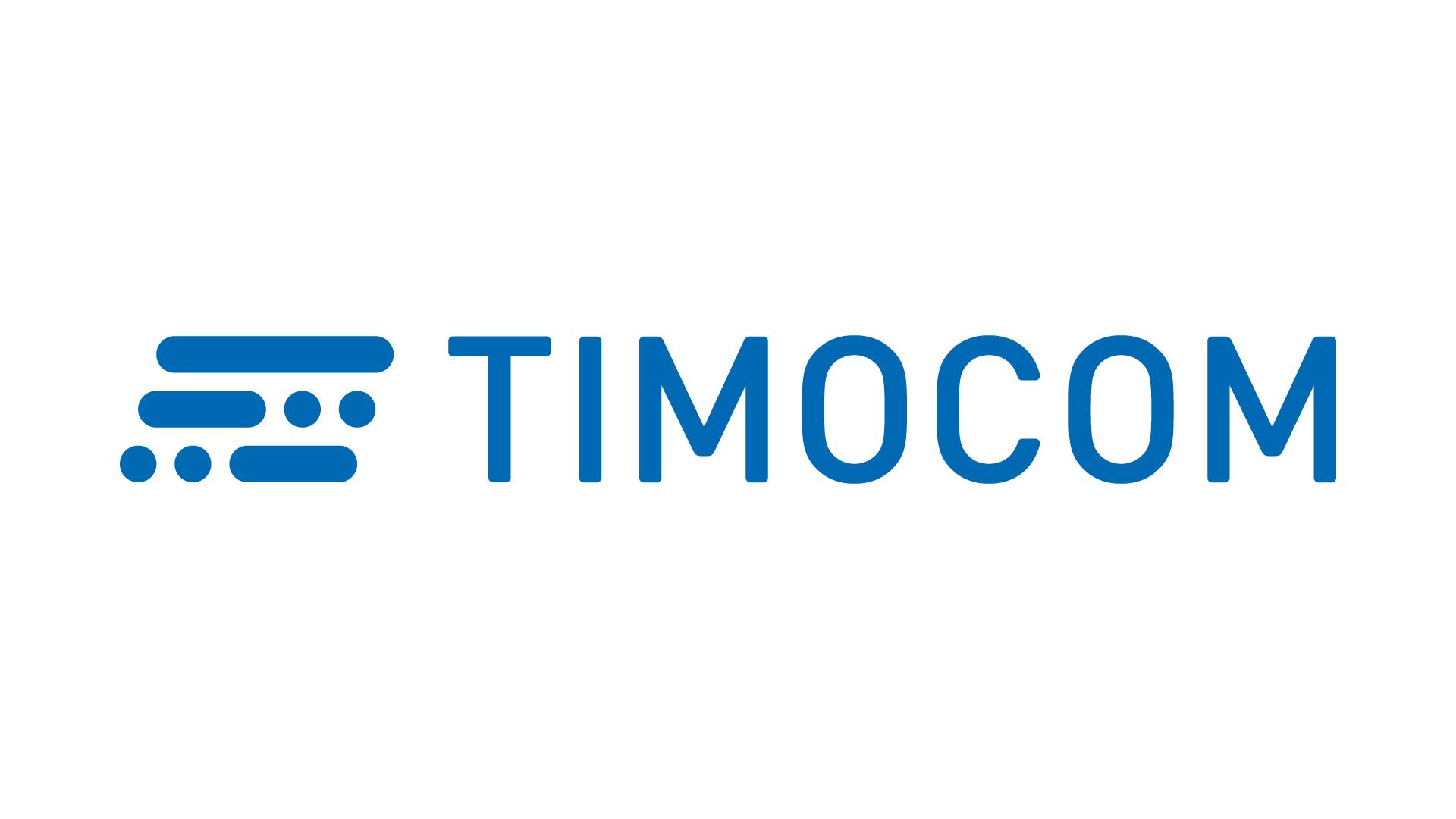 Das Logo von TimoCom