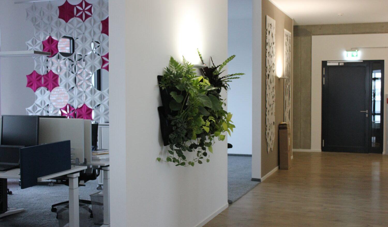 Einblicke in das Office Hamburg