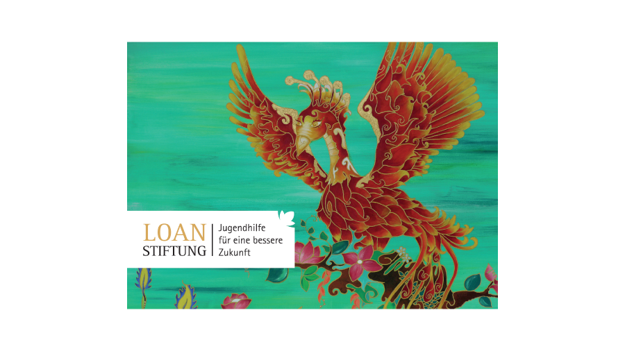 Logo der LOAN Stiftung