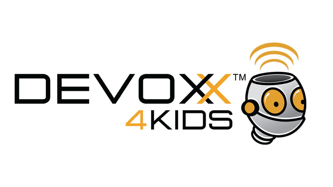 Logo von Devoxx for Kids