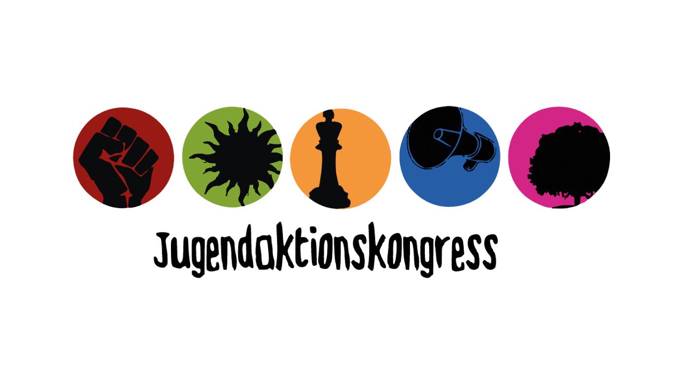 Das Logo des JAK Jugendaktionkongress