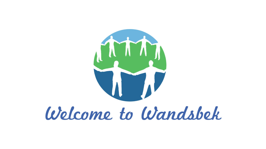 Logo Welcome to Wandsbek