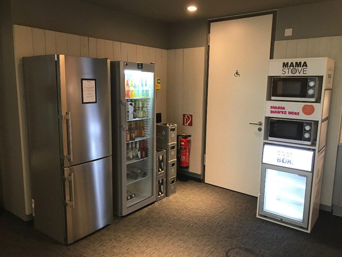 Küche im Office Stuttgart