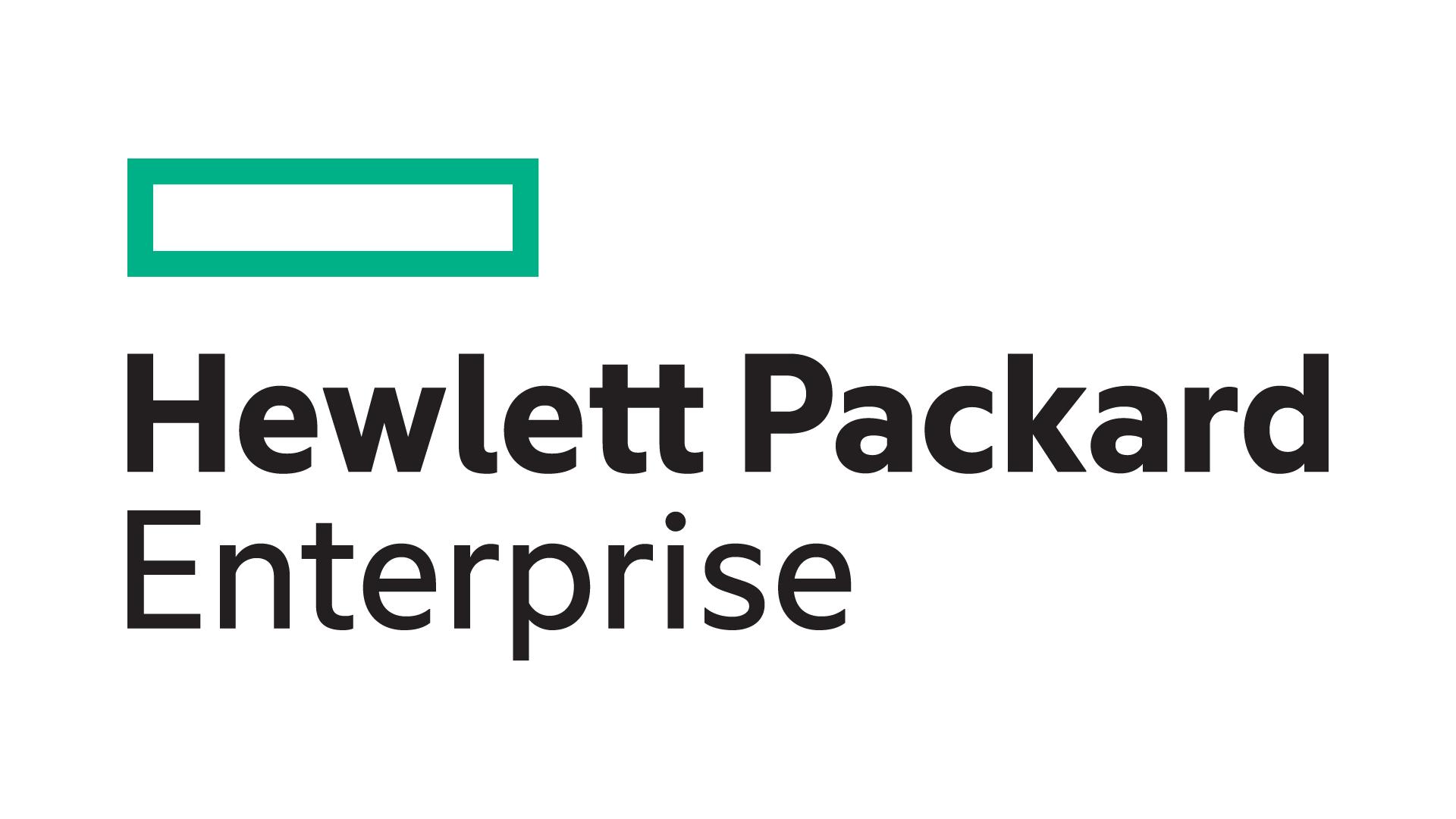 Logo von HPE