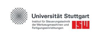 Institut für Steuerungstechnik der Werkzeugmaschinen und Fertigungseinrichtungen (ISW) Logo