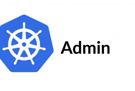 Kubernetes-Logo Admin