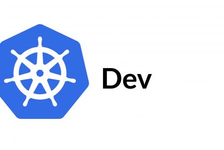Kubernetes Logo Dev Training