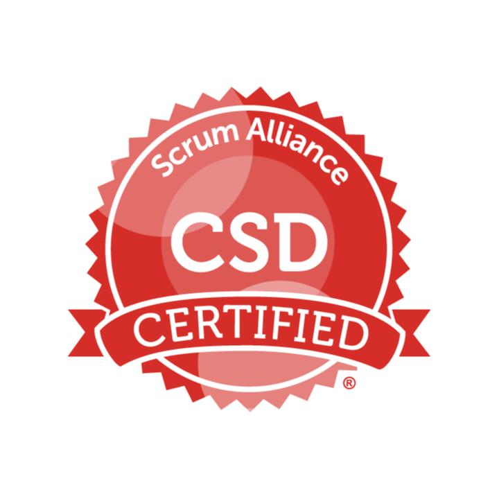 Scrum Certified Developer Badge